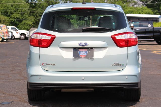 2013 Ford C-Max Hybrid SEL FWD - HEATED LEATHER! Mooresville , NC 16