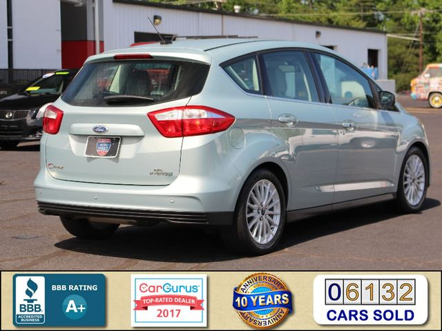 2013 Ford C-Max Hybrid SEL FWD - HEATED LEATHER! Mooresville , NC 2