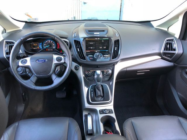 2013 Ford C-Max Hybrid SEL Sterling, Virginia 14