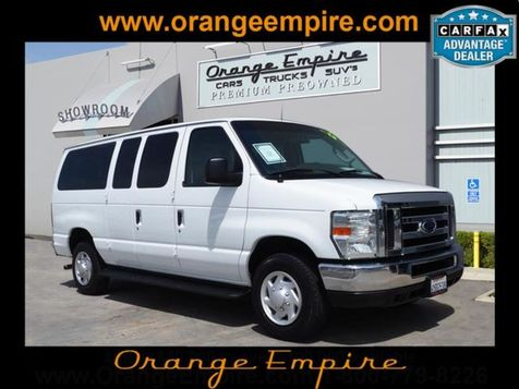 2013 Ford E 350-Series Wagon XLT in Orange, CA