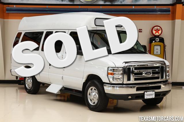 2013 Ford E-Series Passenger Van Commercial This Carfax 1-Owner 2013 Ford E-Series 12-Passenger Va