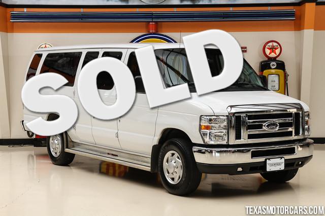 2013 Ford E-Series Wagon XLT 15 Passenger This Carafax 1-Owner 2013 Ford E-Series Wagon XLT is in