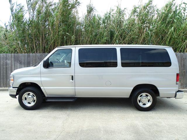 2013 Ford E-Series Wagon XLT Corpus Christi, Texas 4