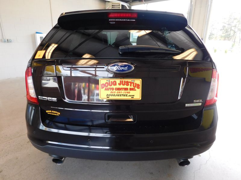 2013 Ford Edge SEL  city TN  Doug Justus Auto Center Inc  in Airport Motor Mile ( Metro Knoxville ), TN