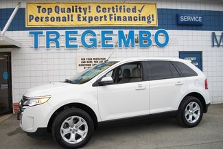 2013 Ford Edge AWD SEL Bentleyville, Pennsylvania 28