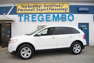 2013 Ford Edge AWD SEL Bentleyville, Pennsylvania 56