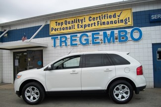 2013 Ford Edge AWD SEL Bentleyville, Pennsylvania 39