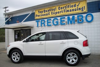 2013 Ford Edge AWD SEL Bentleyville, Pennsylvania 22