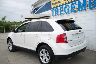 2013 Ford Edge AWD SEL Bentleyville, Pennsylvania 49