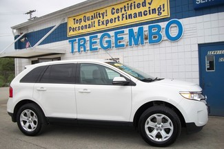 2013 Ford Edge AWD SEL Bentleyville, Pennsylvania 9