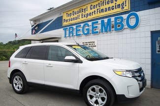 2013 Ford Edge AWD SEL Bentleyville, Pennsylvania 20