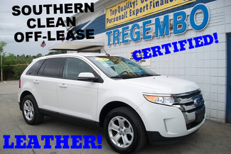 2013 Ford Edge AWD SEL Bentleyville, Pennsylvania 1
