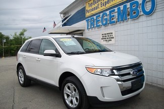 2013 Ford Edge AWD SEL Bentleyville, Pennsylvania 41