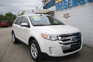 2013 Ford Edge AWD SEL Bentleyville, Pennsylvania 4