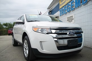 2013 Ford Edge AWD SEL Bentleyville, Pennsylvania 34