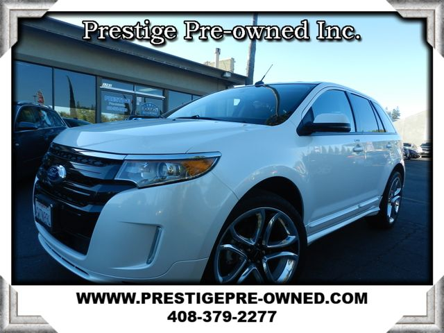2013 Ford Edge Sport  in Campbell California