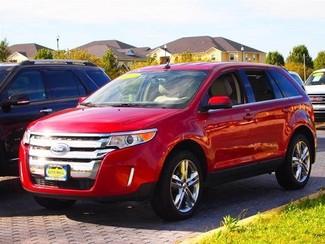 2013 Ford Edge Limited | Champaign, Illinois | The Auto Mall of Champaign in  Illinois