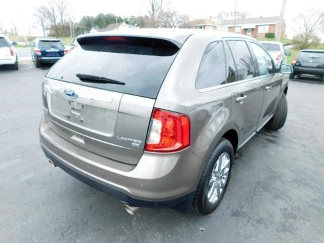 2013 Ford Edge Limited Ephrata, PA 3