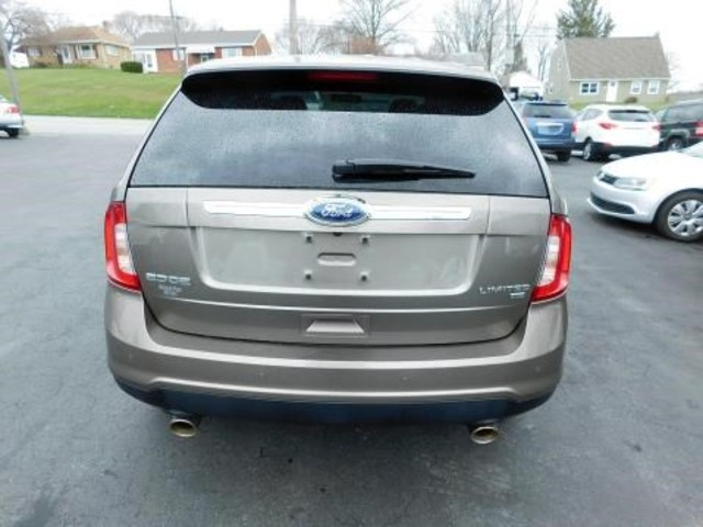 2013 Ford Edge Limited Ephrata, PA 4
