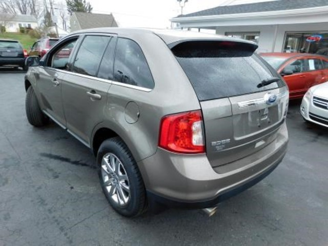 2013 Ford Edge Limited Ephrata, PA 5