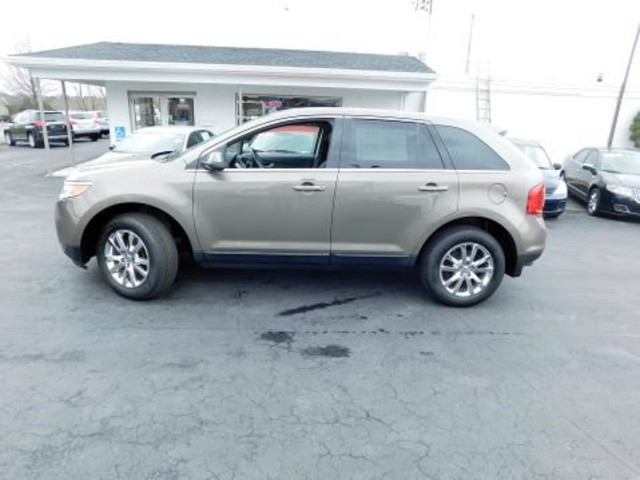 2013 Ford Edge Limited Ephrata, PA 6