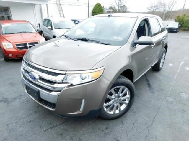 2013 Ford Edge Limited Ephrata, PA 7