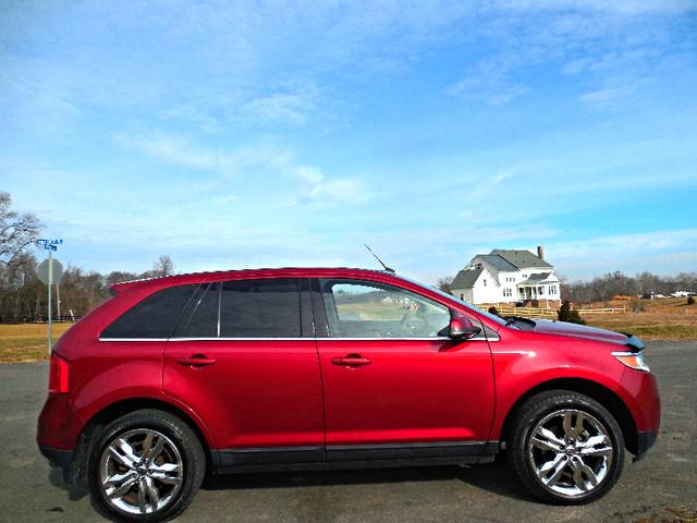 2013 Ford Edge Limited Leesburg, Virginia 4