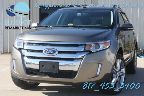 2013 Ford Edge Limited | NAVIGATON-BLIND SPOT MONITOR-VISION PACK-SONY-20 CHROME WHEELS~ in Mansfield, TX