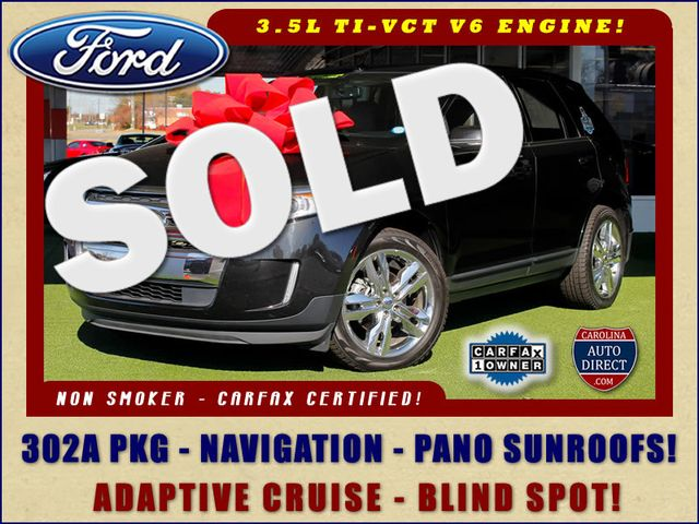 2013 Ford Edge Limited LUXURY EDITION FWD - NAVIGATION! Mooresville , NC 0