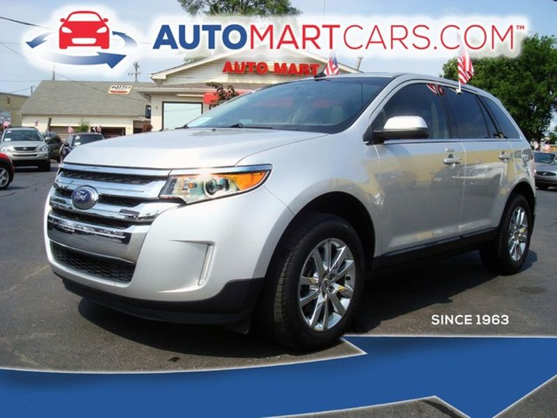 2013 Ford Edge Limited | Nashville, Tennessee | Auto Mart Used Cars ...