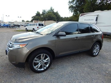 2013 Ford Edge Limited in