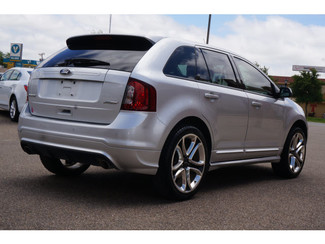 2013 Ford Edge Sport Pampa, Texas 2
