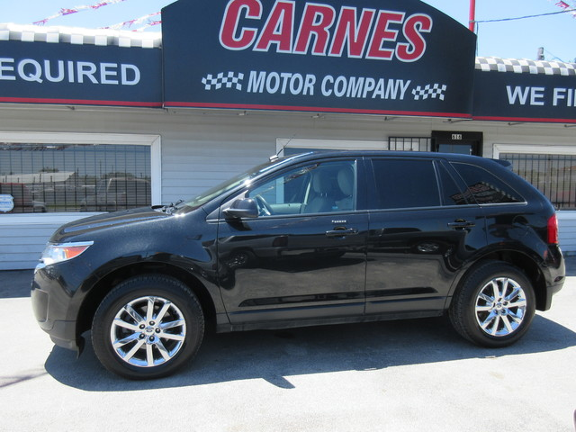2013 Ford Edge SEL, PRICE SHOWN IS ASKING DOWN PAYMENT south houston, TX 1