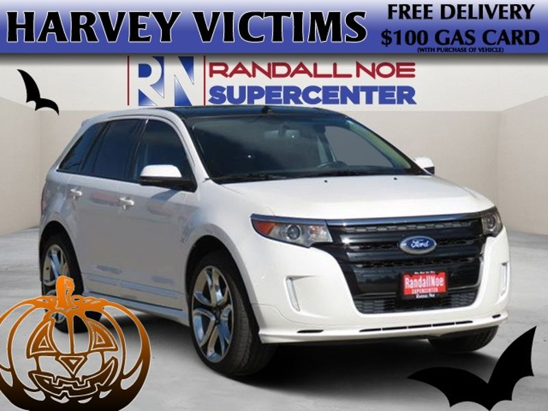 2013 ford edge sport | randall noe super center | tyler tx 75701