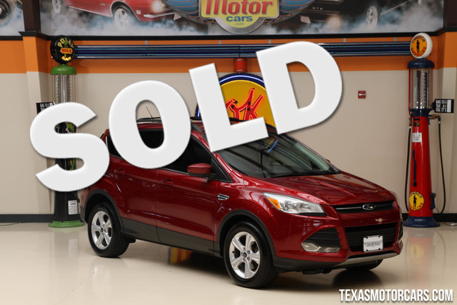 2013 Ford Escape SE This clean Carfax 2013 Ford Escape is in great shape with only 67 147 miles