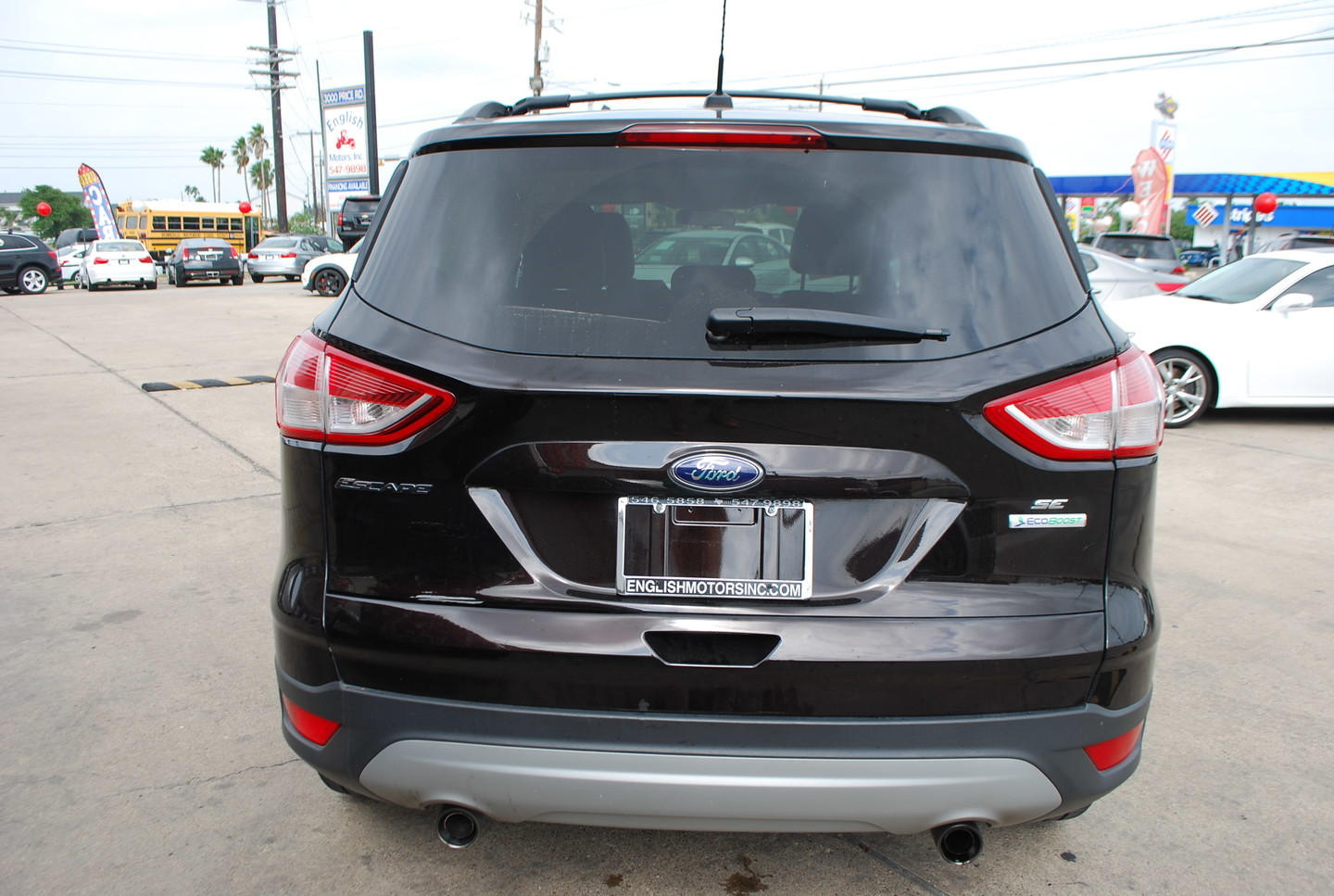 2013 ford escape se brownsville tx english motors English motors inc