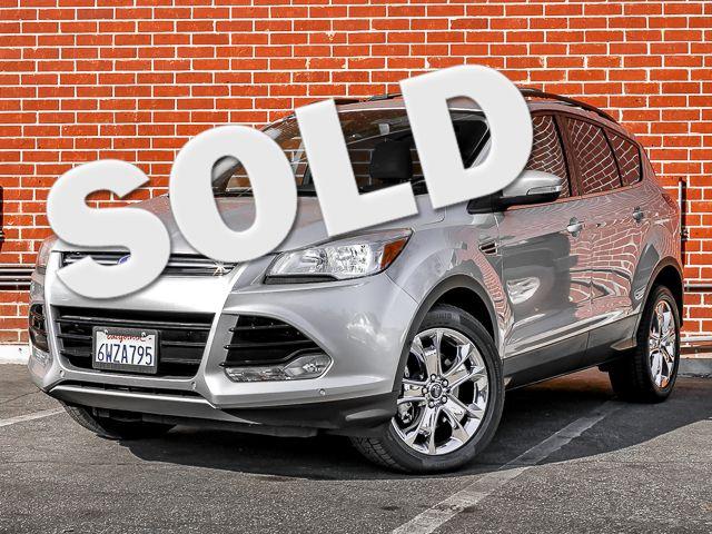 2013 Ford Escape SEL Burbank, CA 0
