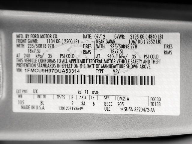 2013 Ford Escape SEL Burbank, CA 29