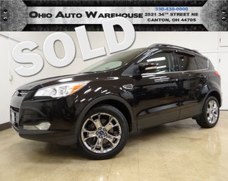 2013 Ford Escape SEL AWD Ecoboost Pano Clean Carfax We Finance  | Canton, Ohio | Ohio Auto Warehouse LLC in  Ohio