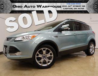 2013 Ford Escape SEL Navi Pano 1-Own Cln Carfax We Finance   Canton, Ohio   Ohio Auto Warehouse LLC in  Ohio