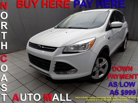 2013 Ford Escape SE As low as $999 DOWN in Cleveland, Ohio