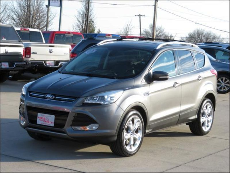 2013 Ford Escape Titanium AWD Panoramic/Sony/Navigation in Ankeny IA