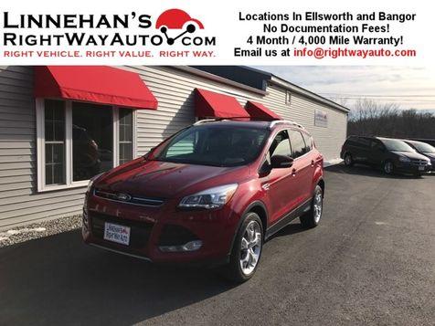 2013 Ford Escape Titanium in Bangor