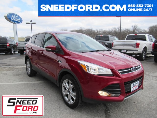 2013 Ford Escape SEL 4X4 in Gower Missouri