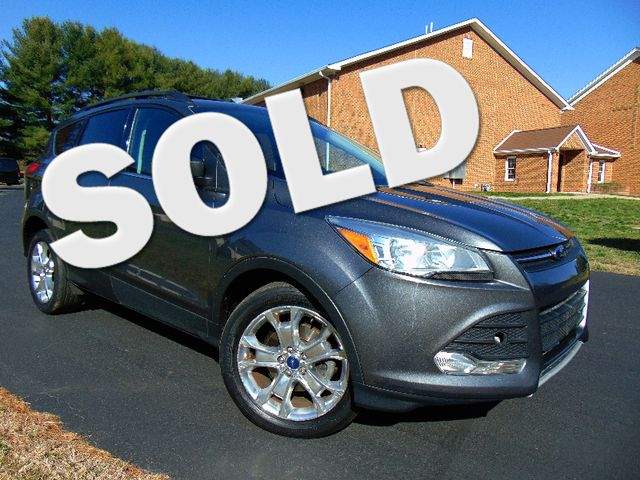 2013 Ford Escape SE Leesburg, Virginia 0
