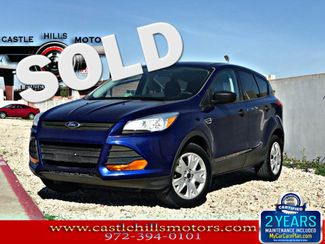 2013 Ford Escape S | Lewisville, Texas | Castle Hills Motors in Lewisville Texas