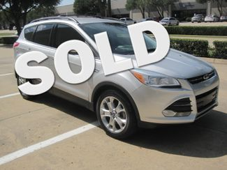 2013 Ford Escape SEL, Ecoboost, Leather, Nav, Sync, Htd/Mem Seats, 1 Owner Plano, Texas