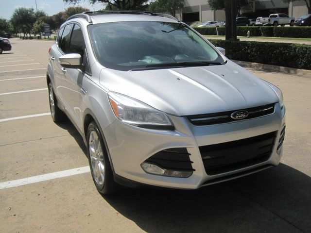 2013 Ford Escape SEL, Ecoboost, Leather, Nav, Sync, Htd/Mem Seats, 1 Owner Plano, Texas 1