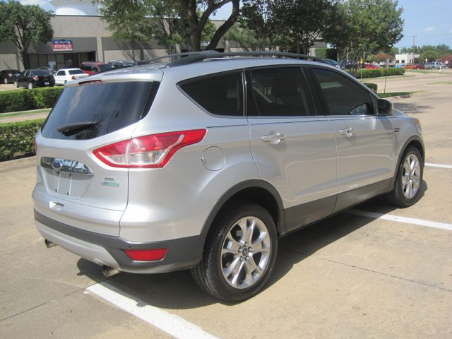 2013 Ford Escape SEL, Ecoboost, Leather, Nav, Sync, Htd/Mem Seats, 1 Owner Plano, Texas 11