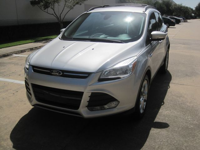 2013 Ford Escape SEL, Ecoboost, Leather, Nav, Sync, Htd/Mem Seats, 1 Owner Plano, Texas 3